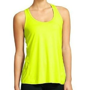 Athleta Chi Razorback Tank Top
